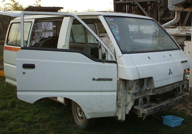 Piese si accesorii pt. Mitsubishi L300 dubita 1980 - 1993 tip scurt