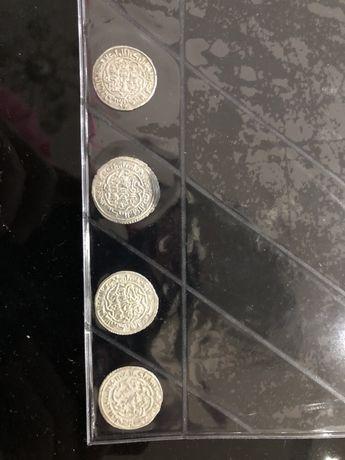 Серебряный дирхам. Монеты.