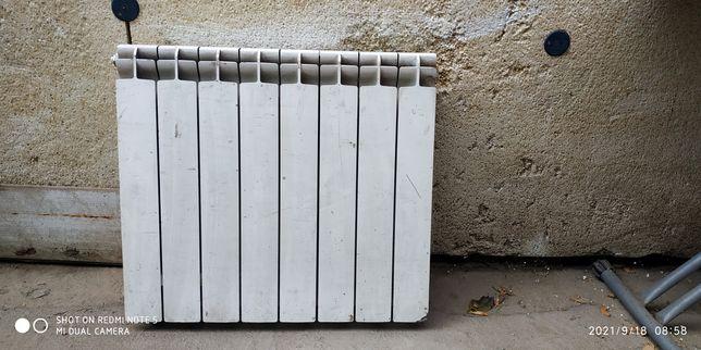 Батарея алюминиевые