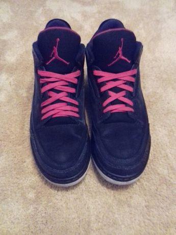 Adidas Nike air jordan 3 black/red marimea 49.5 baschet basket sport