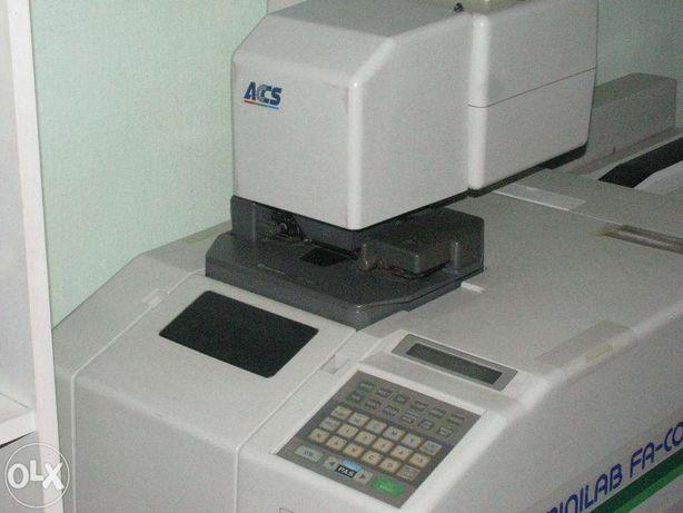 Foto printer Fuji-minilab, interiorul, partea electronica!