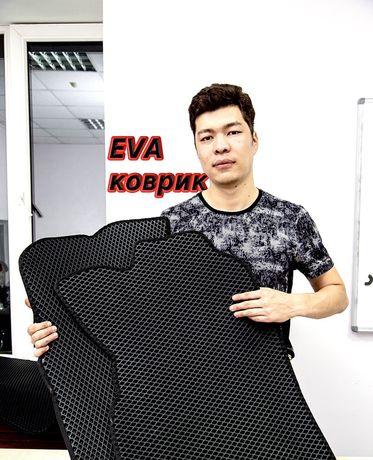EVA ЭВА ЕВА ЭКО коврики на все авто (полики)