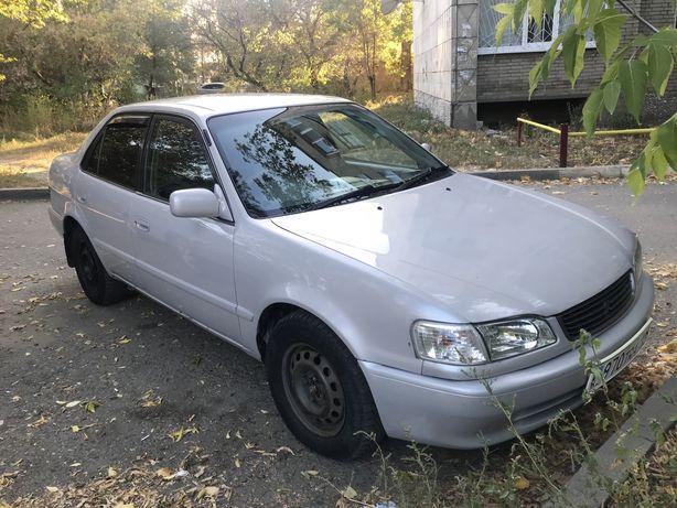 Toyota corolla , 1998 года, объем 1,5