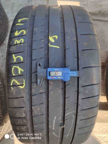 Anvelopa Vara 275/35 R19 MICHELIN Pilot Super Sport 100Y DOT 2019