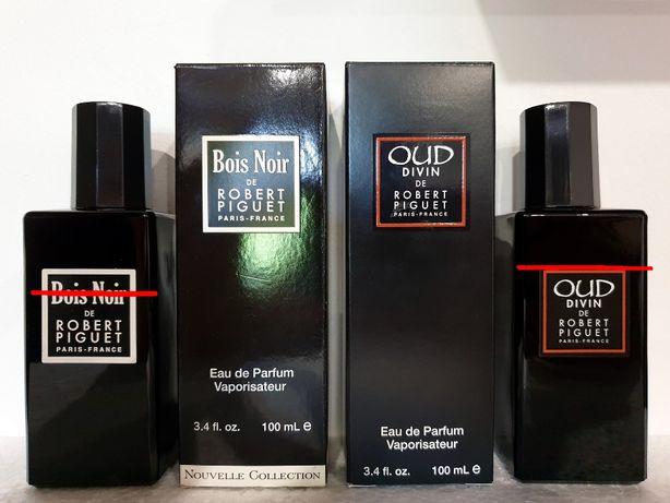 VAND pachet parfumuri nisa niche Robert Piguet Oud Divin + Bois Noir