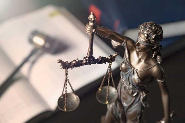 Адвокат по уголовным, гражданским делам любой сложности