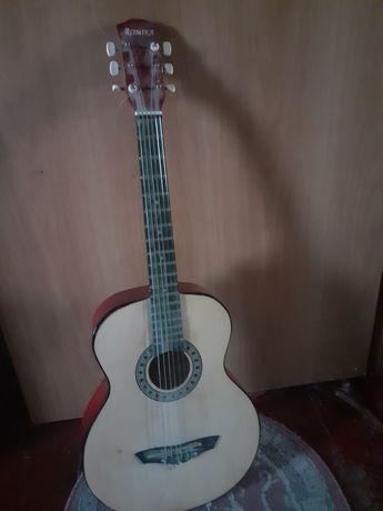 Гитара самодельная
