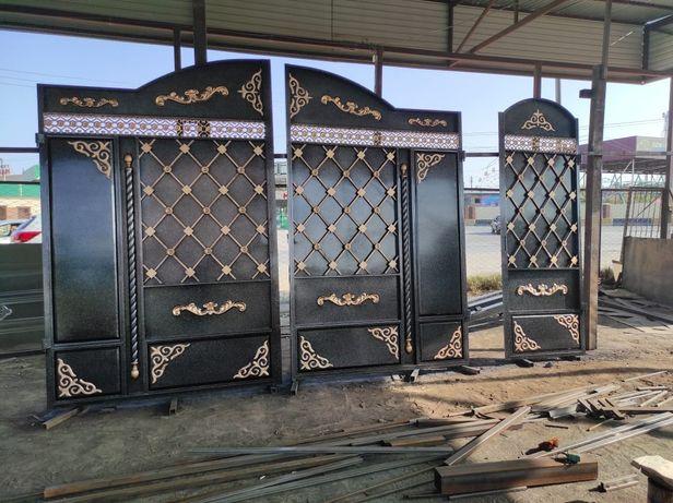 Ворота самые низкие цены по городу