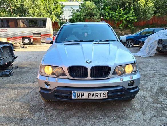 BMW X5 E53 3.0i 231кс автоматик рекаро НА ЧАСТИ!