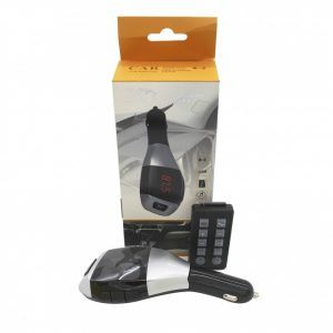 X7 Mp3 Bluetooth трансмитер за слушане в автомобил