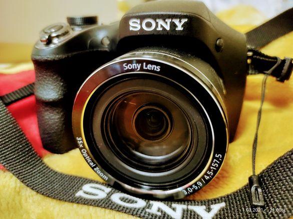 Фотоапарат Sony DSC-H300
