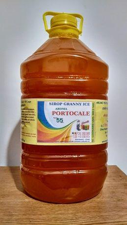 Sirop Granita 5L – cu aroma de Portocale