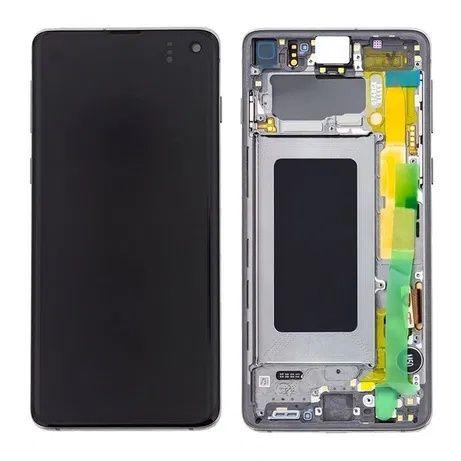 Inlocuire geam sticla display Samsung S8 S9 S9 plus S10 plus S20 plus