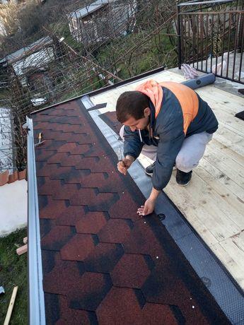 Ремонт на покриви. Хидроизолация. Експресни огледи