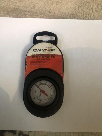 Сатам манометр Phantom PH5002 көлікке арналған