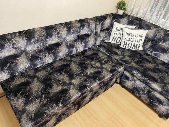 Ъглов диван за трапезария/кухня