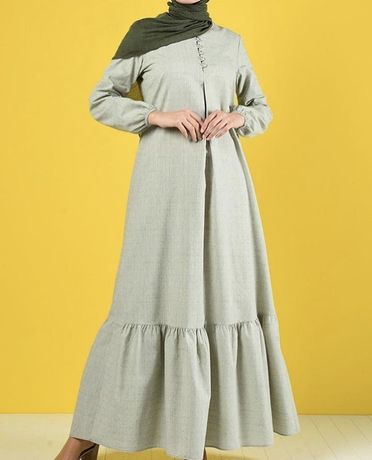 Мусульманское платье/платье в пол/длинное платье
