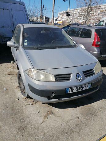 Renault Megane 1.5 Dci на части