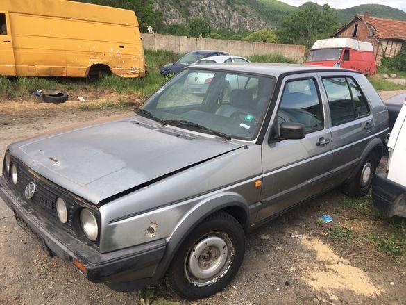 VW Golf 2 1.6 D