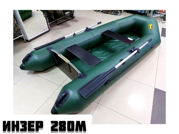 Моторно-гребная лодка Инзер 280М в Нур-Султане