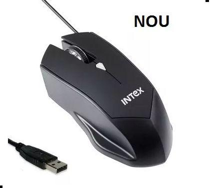 Mouse Optic Intex Gaming Dragasani - imagine 1