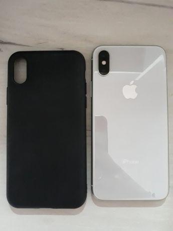 Iphone x, 64gb, sanatate baterie 100%