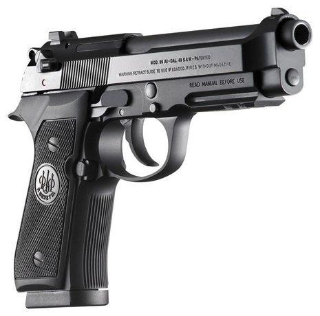 Arma Airsoft Pistol F.PUTERNIC CO2gaz V.2 Aer Comprimat Beretta 6.04mm