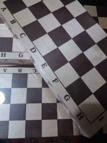Новые наборы шахмат, пр-во Россия