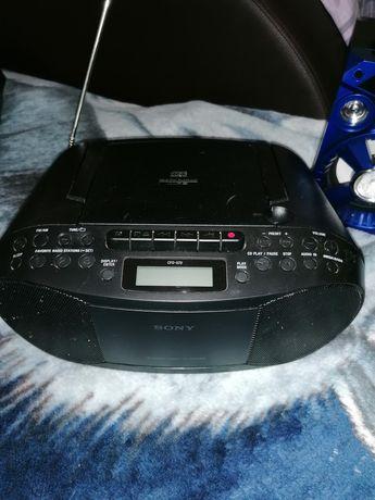 Vînd radio CD cu casete și Boxă wifi sticăr Bluetooth