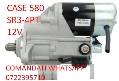 Electromotor CASE580 SR3-4PT,NEW HOLLAND