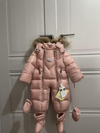 Продам зимний детский пуховик
