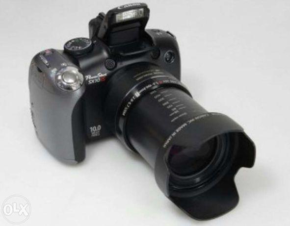 Фотоаппарат ультразум Canon PowerShot SX10is