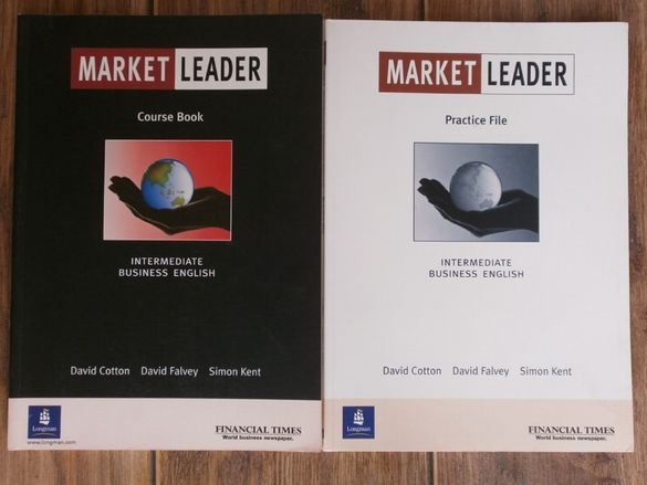Учебник Market Leader: Intermediate Business English