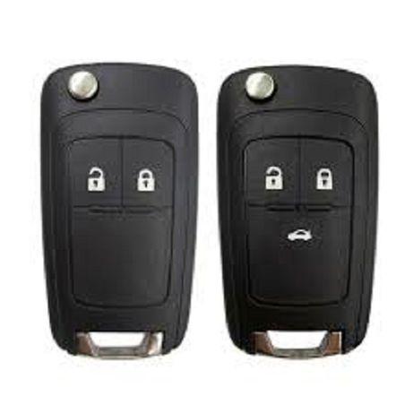 Carcasa cheie auto Opel si Chevrolet, cu LOGO, tip briceag