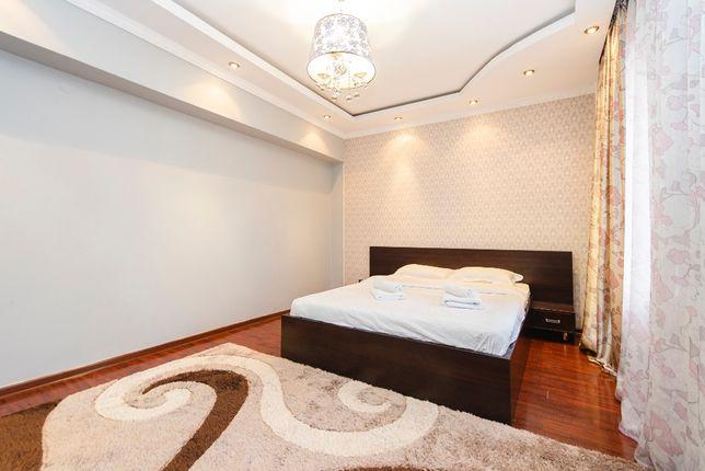 3-комнатная квартира микрорайон Самал-2 Достык плаза, Консульство США