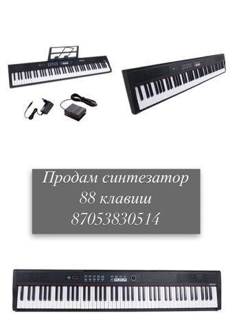 Продам синтезатор 88 клавиш