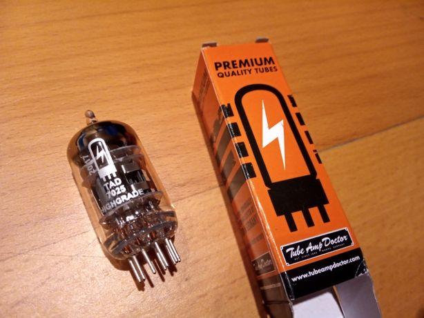 Lampa, lampi, tuburi electronice, valve, TAD 7025, 12ax7, Ecc83, NOU
