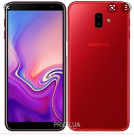 Продам телефон j 6 + красный
