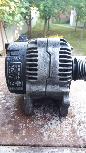 Alternator, electromotor, calculator, clapeta accelerație, bobina indu