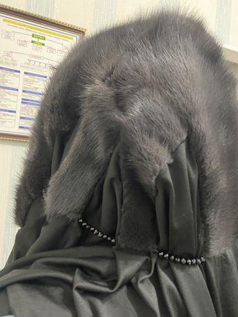 Норковый новый платок!!