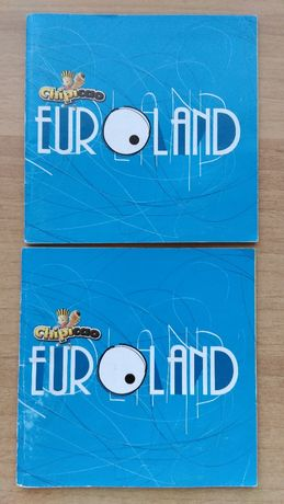Чипикао албуми с държавите + 3 D картинки