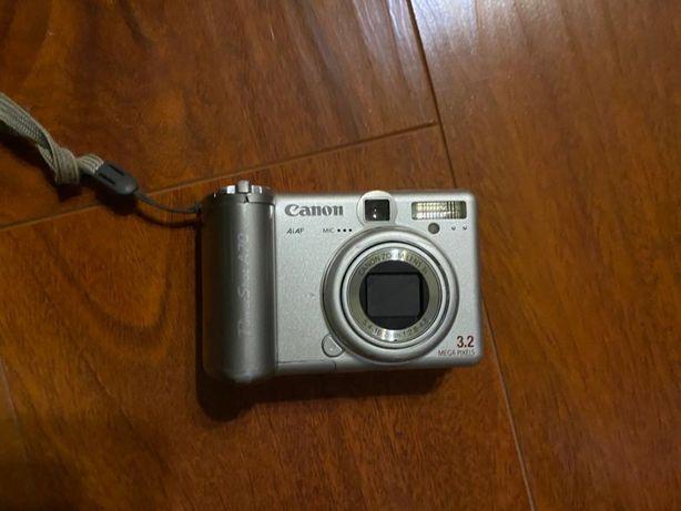 Aparat foto digital Canon PowerShot A75, 3.2 MP