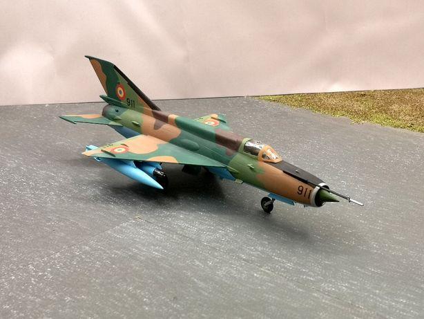 Macheta avion MIG 21 Lancer A si C