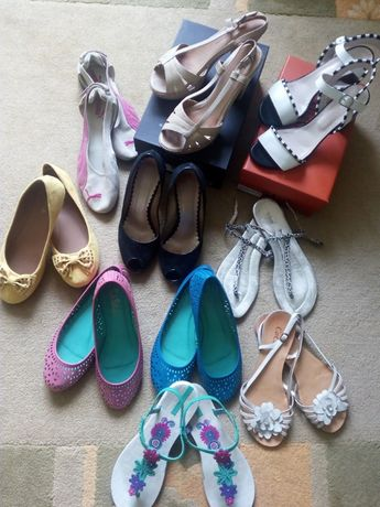 Обувки Gianni Ipanema Miss Sixty Studio Polini Paolo Boticelli и др.