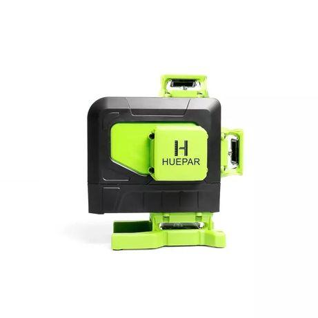 Лазерен нивелир Huepar 4D 16линии
