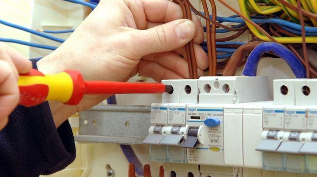 Недорого. Электрик. Опытный. Любые услуги электрика.