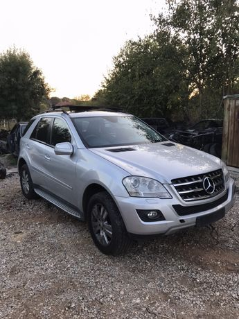 Mercedes ML280cdi w164 facelift НА ЧАСТИ