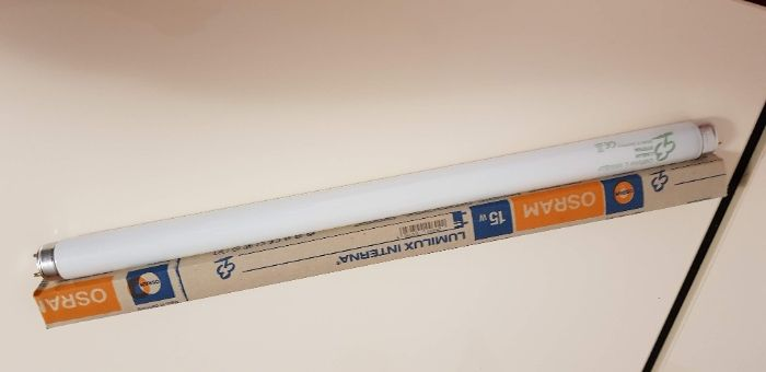 Tub Fluorescent T8 15W LUMILUX T8 2700k Pitesti - imagine 1