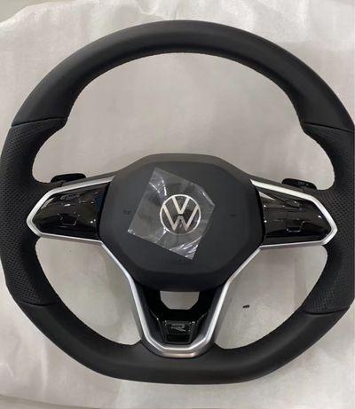 Volan cu Comenzi TOUCH VW Golf 7 8 Passat B8 Facelift MK7 MK8 Tiguan