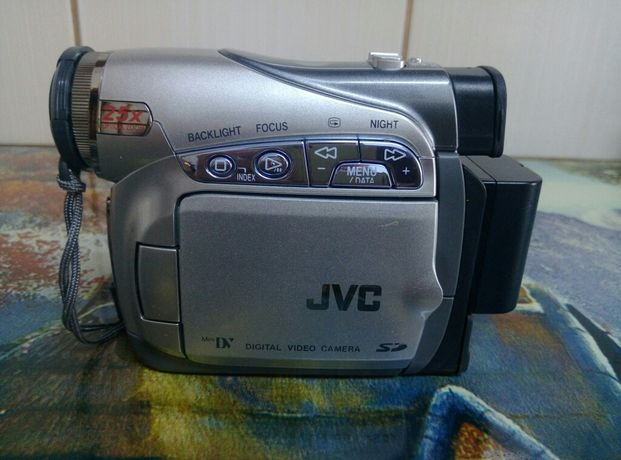 Camera foto JVC(completă)